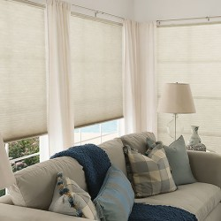 Cordless Single Cell Light Filtering Shades