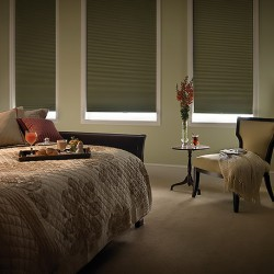 Cordless Single Cell Blackout Shades