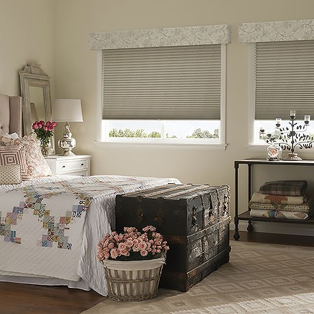 single cell cordless top down bottom up blackout symphony shades. Black Bedroom Furniture Sets. Home Design Ideas