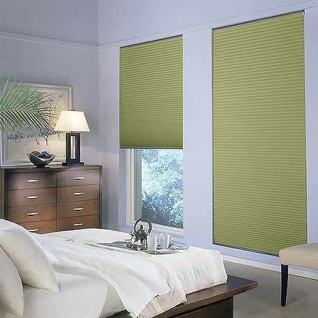 Smoothy Cord Loop Double Cell Blackout Shades