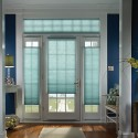 Double Cell Cordless Top Down Bottom Up Light Filtering Shades