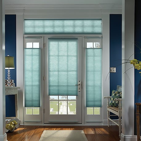 top down shades. Cordless Top Down Bottom Up Double Cell Light Filtering Shades N