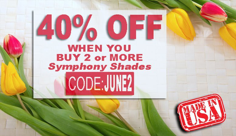40% Off 2 Shades or More!